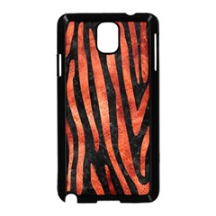 Skin4 Black Marble & Copper Paint Samsung Galaxy Note 3 Neo Hardshell Case (black) by trendistuff