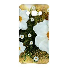 Summer Anemone Sylvestris Samsung Galaxy A5 Hardshell Case  by Celenk