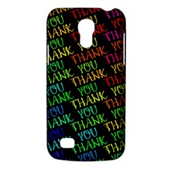 Thank You Font Colorful Word Color Galaxy S4 Mini by Celenk