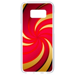 Tinker Color Share Many About Samsung Galaxy S8 White Seamless Case