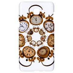 Time Clock Alarm Clock Time Of Samsung C9 Pro Hardshell Case  by Celenk