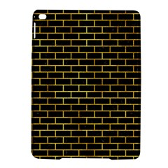 Brick1 Black Marble & Gold Paint (r) Ipad Air 2 Hardshell Cases by trendistuff