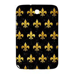 Royal1 Black Marble & Gold Paint Samsung Galaxy Note 8 0 N5100 Hardshell Case  by trendistuff