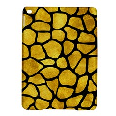 Skin1 Black Marble & Gold Paint (r) Ipad Air 2 Hardshell Cases by trendistuff