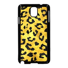 Skin5 Black Marble & Gold Paint (r) Samsung Galaxy Note 3 Neo Hardshell Case (black) by trendistuff