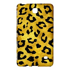 Skin5 Black Marble & Gold Paint (r) Samsung Galaxy Tab 4 (8 ) Hardshell Case  by trendistuff