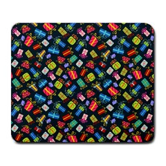 Christmas Pattern Large Mousepads by tarastyle