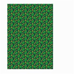 Christmas Pattern Large Garden Flag (two Sides) by tarastyle