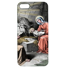 The Birth Of Christ Apple Iphone 5 Hardshell Case With Stand