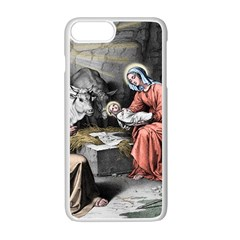 The Birth Of Christ Apple Iphone 7 Plus Seamless Case (white) by Valentinaart