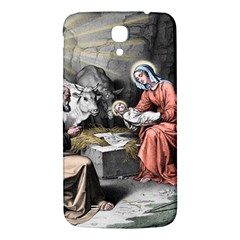 The Birth Of Christ Samsung Galaxy Mega I9200 Hardshell Back Case by Valentinaart