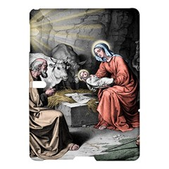 The Birth Of Christ Samsung Galaxy Tab S (10 5 ) Hardshell Case  by Valentinaart