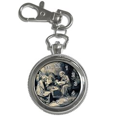 The Birth Of Christ Key Chain Watches by Valentinaart