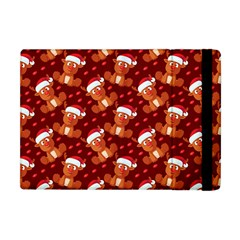 Christmas Pattern Apple Ipad Mini Flip Case by tarastyle