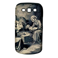 The Birth Of Christ Samsung Galaxy S Iii Classic Hardshell Case (pc+silicone) by Valentinaart
