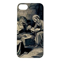 The Birth Of Christ Apple Iphone 5s/ Se Hardshell Case