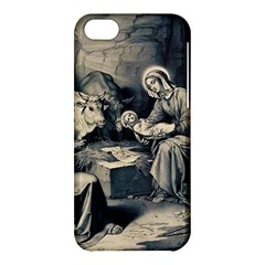 The Birth Of Christ Apple Iphone 5c Hardshell Case by Valentinaart