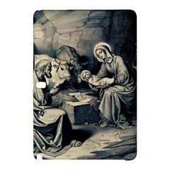 The Birth Of Christ Samsung Galaxy Tab Pro 12 2 Hardshell Case by Valentinaart