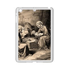The Birth Of Christ Ipad Mini 2 Enamel Coated Cases by Valentinaart