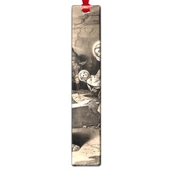 The Birth Of Christ Large Book Marks by Valentinaart