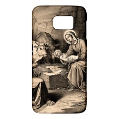 The Birth Of Christ Galaxy S6 by Valentinaart