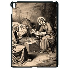The Birth Of Christ Apple Ipad Pro 9 7   Black Seamless Case by Valentinaart