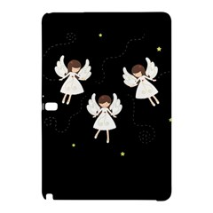 Christmas Angels  Samsung Galaxy Tab Pro 10 1 Hardshell Case by Valentinaart