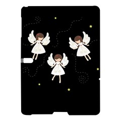 Christmas Angels  Samsung Galaxy Tab S (10 5 ) Hardshell Case  by Valentinaart