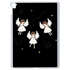 Christmas Angels  Apple Ipad Pro 9 7   White Seamless Case by Valentinaart