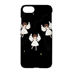 Christmas Angels  Apple Iphone 8 Hardshell Case by Valentinaart