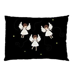 Christmas Angels  Pillow Case