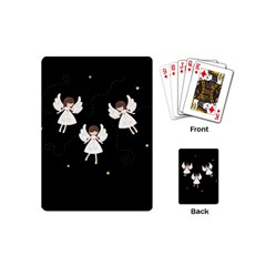 Christmas Angels  Playing Cards (mini)