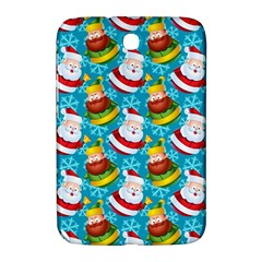 Christmas Pattern Samsung Galaxy Note 8 0 N5100 Hardshell Case  by tarastyle