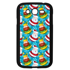 Christmas Pattern Samsung Galaxy Grand Duos I9082 Case (black) by tarastyle