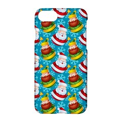 Christmas Pattern Apple Iphone 8 Hardshell Case by tarastyle