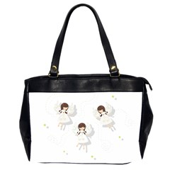 Christmas Angels  Office Handbags (2 Sides)