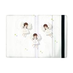 Christmas Angels  Apple Ipad Mini Flip Case by Valentinaart