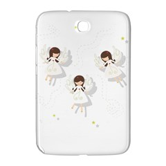 Christmas Angels  Samsung Galaxy Note 8 0 N5100 Hardshell Case  by Valentinaart