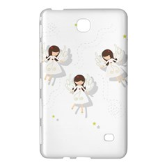 Christmas Angels  Samsung Galaxy Tab 4 (7 ) Hardshell Case  by Valentinaart