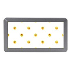 Happy Sun Motif Kids Seamless Pattern Memory Card Reader (mini) by dflcprintsclothing