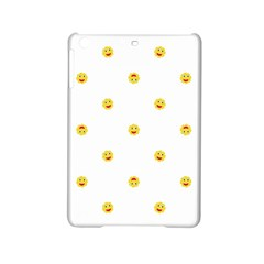 Happy Sun Motif Kids Seamless Pattern Ipad Mini 2 Hardshell Cases by dflcprintsclothing