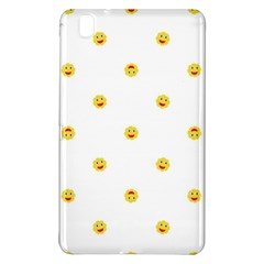 Happy Sun Motif Kids Seamless Pattern Samsung Galaxy Tab Pro 8 4 Hardshell Case by dflcprintsclothing