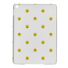 Happy Sun Motif Kids Seamless Pattern Ipad Air 2 Hardshell Cases by dflcprintsclothing