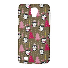 Christmas Pattern Galaxy S4 Active