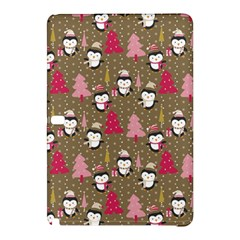 Christmas Pattern Samsung Galaxy Tab Pro 10 1 Hardshell Case by tarastyle