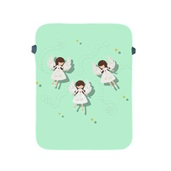 Christmas Angels  Apple Ipad 2/3/4 Protective Soft Cases
