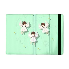 Christmas Angels  Ipad Mini 2 Flip Cases by Valentinaart