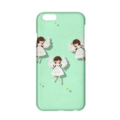 Christmas Angels  Apple Iphone 6/6s Hardshell Case by Valentinaart