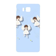 Christmas Angels  Samsung Galaxy Alpha Hardshell Back Case