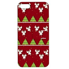 Christmas Angels  Apple Iphone 5 Hardshell Case With Stand